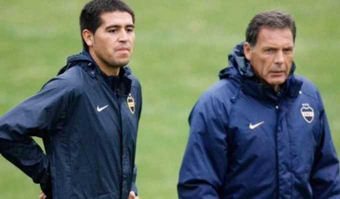 Russo, sobre un posible regreso de Riquelme