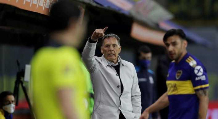 Russo y el VAR contra Boca: No me da miedo