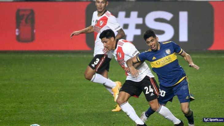Se confirmó el día y horario del River-Boca que se jugará en el Monumental por el torneo de la Liga Profesional