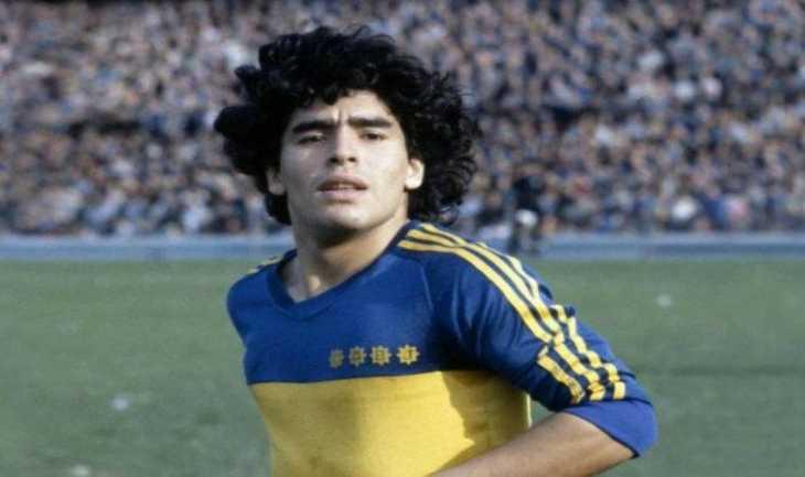 Se filtró la nueva camiseta titular de Boca en homenaje a Maradona