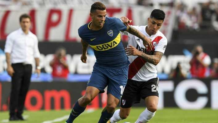 ¿Se queda o se va Cardona de Boca Juniors?