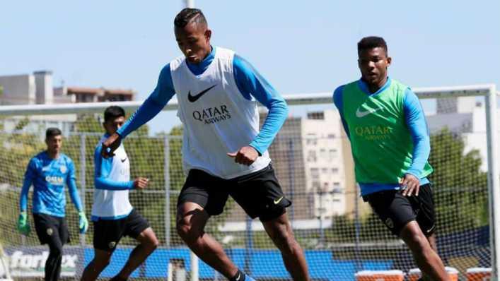 Sebastián Villa se gana un lugar entre los titulares de Boca Juniors