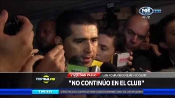 "VIDEO: Tevez hizo ""la gran Riquelme"""