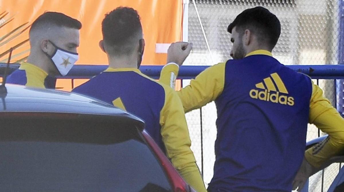Tres jugadores de Boca Juniors dan positivo por Covid-19