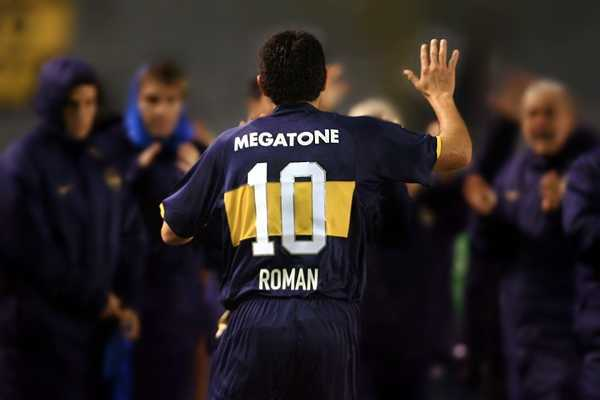 VIDEO: Tributo a Juan Román Riquelme (1996-2015)