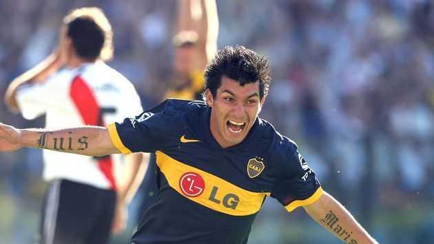 ¡Un Boca Juniors lleno de estrellas! Medel llegaría a La Bombonera en junio