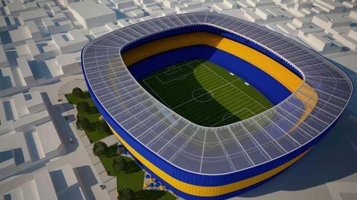 VIDEO - Ampliar la Bombonera, el sueño pendiente de Boca Juniors
