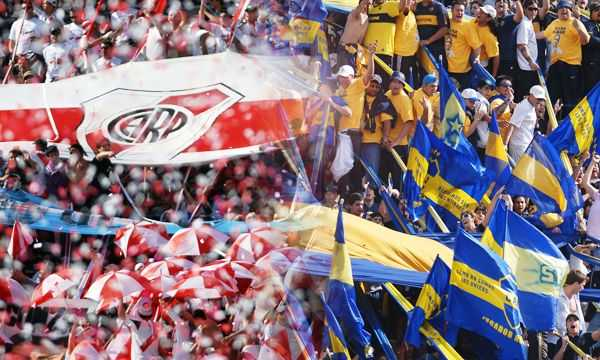 video boca vs river diferentes hazanas distinta categoria