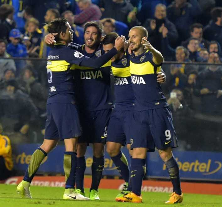 video dario benedetto la carta de gol del boca campeon