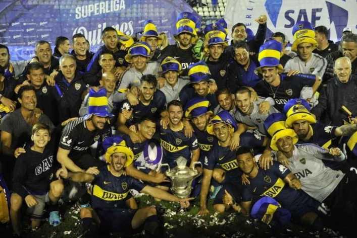 VIDEO: Jugadores de Boca recuerdan el mejor partido del título