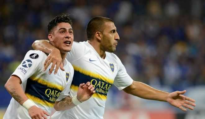 VIDEO: La chicana de Pavón a Wanchope