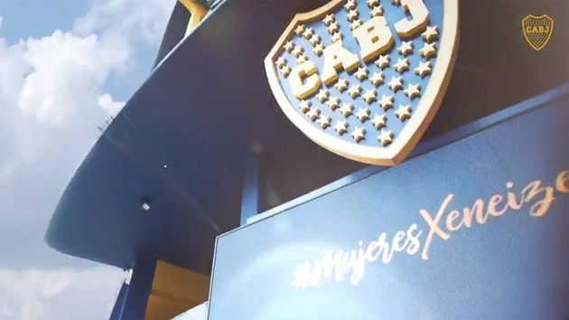 Video oficial de Boca Juniors para celebrar sus 114 años
