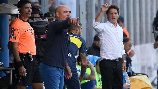 VIDEO: Por qué Schelotto se enojó y abandonó la conferencia