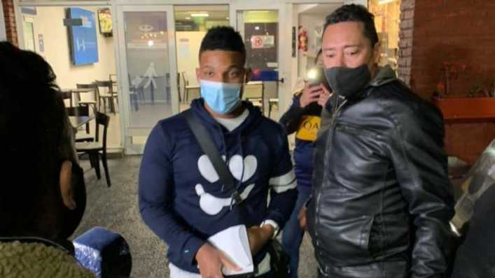 Volvió Fabra: aislamiento obligatorio antes de reintegrarse al plantel de Boca