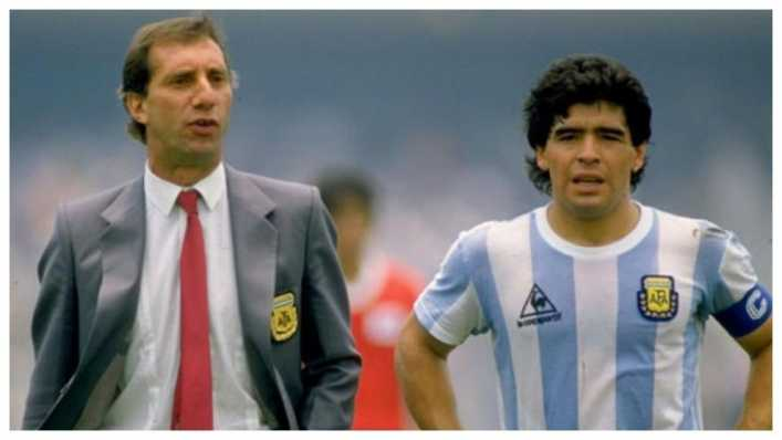 Ya hay un plan para contarle a Bilardo sobre la muerte de Maradona
